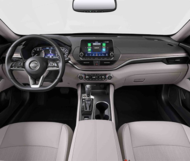 2019 Nissan Altima Performance Features Overview