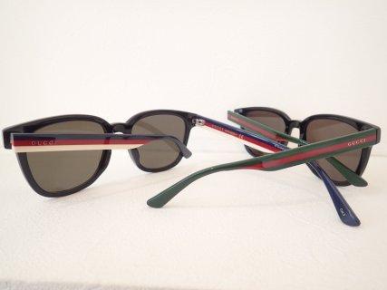 GUCCI(グッチ)よりのGUCCIカラーのサングラスをご紹介|GG0848SK