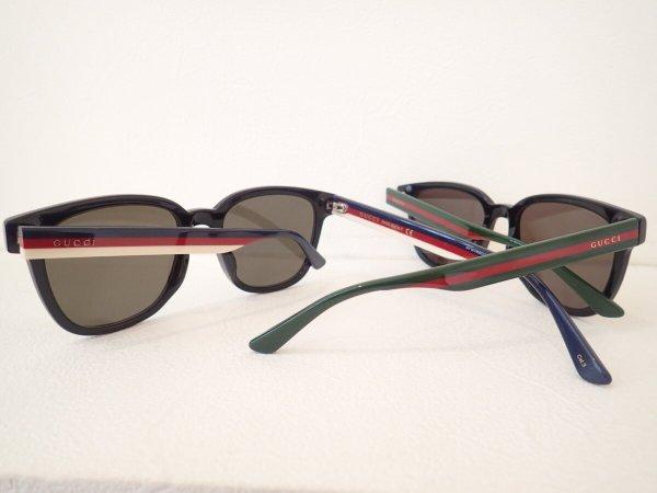 GUCCI(グッチ)よりのGUCCIカラーのサングラスをご紹介 GG0848SK-GUCCI