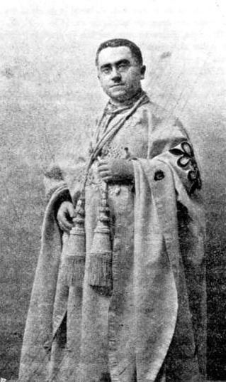 Remigio Gandásegui y Gorrochátegui