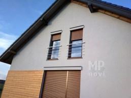 Architekt Pabianice OOO studio Architektura i Design Portfenetr stal nierdzewna profil kwadratowy 1
