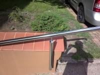 Architekt Pabianice OOO studio Architektura i Design stal nierdzewna balustrada pochylnia nietypowa rury 4