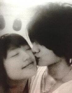有村架純&岡本圭人 キス画像