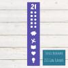 Goal Planner Bookmark