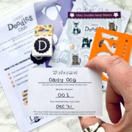 Daisy Membership Card