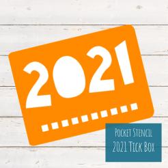 Pocket - 2021 Tick Box