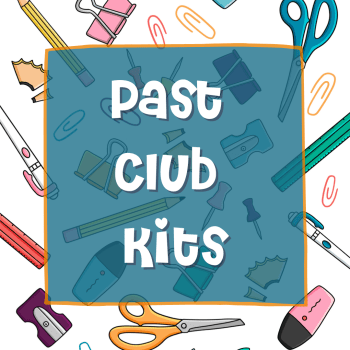 Daisy Doodles Club - Past Project Packs