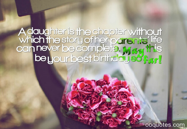 Birthday Wishes For Her Images ~ Birthday wishes from mother to her daughter the best daughter of 2018
