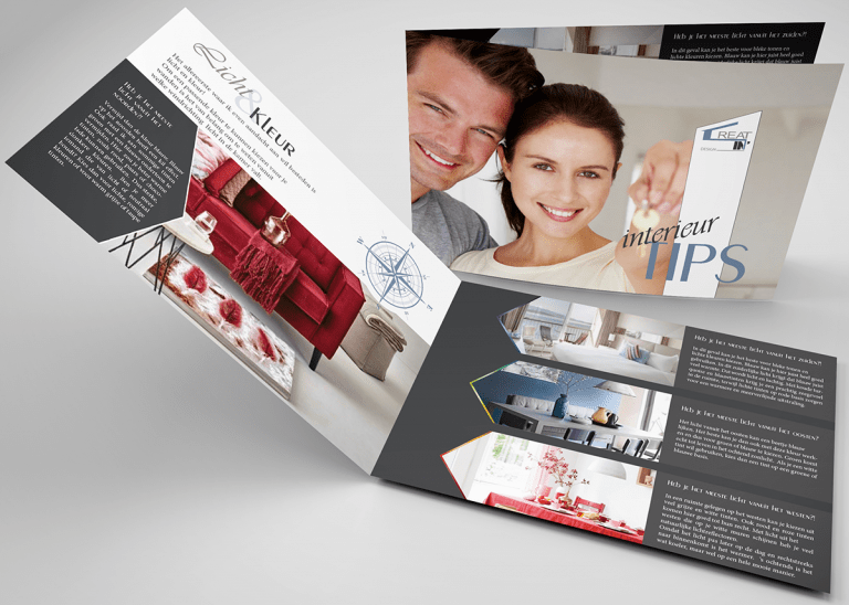 Brochure Creat'In Design