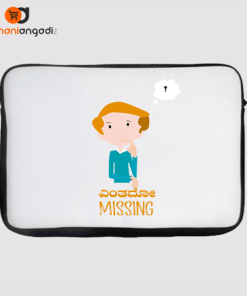 Yentado Missing – Boy – Laptop Sleeve