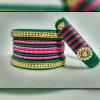 Dual Color Bangle Set