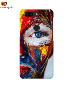 Colorful Face Phone Case