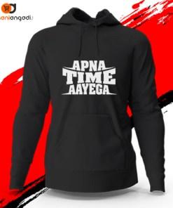 Apna Time Aayega Unisex Hoodies