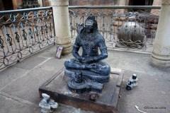 Shiva Idol - Mahakuta Temple, Badami