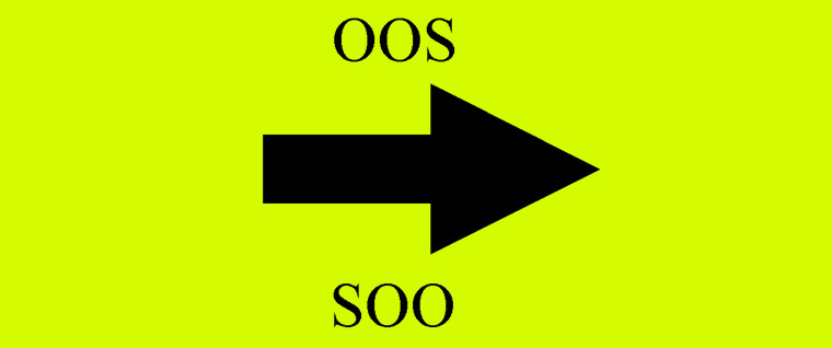 OOS sign
