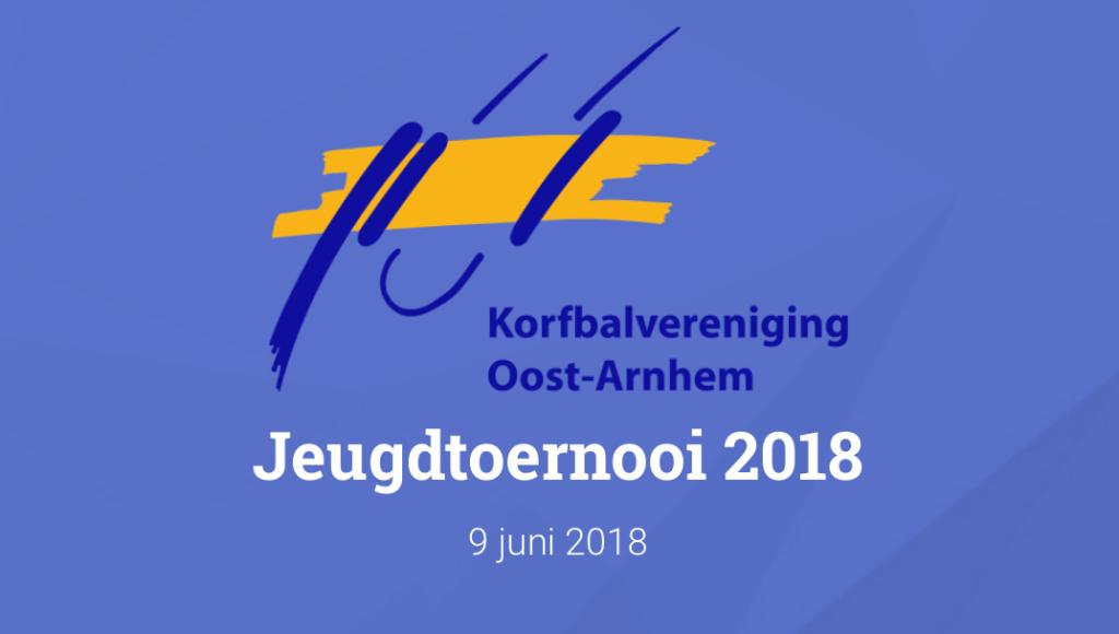 Jeugdtoernooi 2018