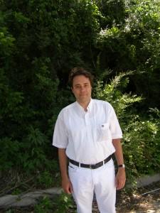 Antoine de Kom, Fort Worth, 2008 (foto: ©2008 Leo Vroman)