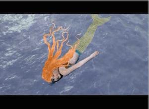 De zee, screenshot