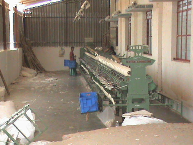 Coimbatore spinning mill for sale (6/6)