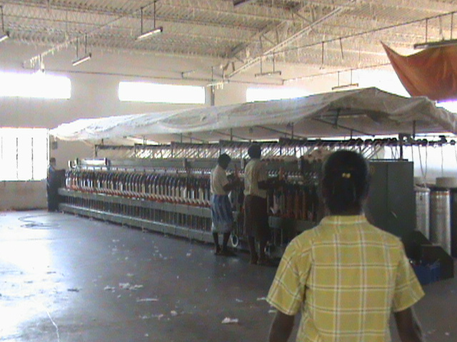 Coimbatore spinning mill for sale (5/6)