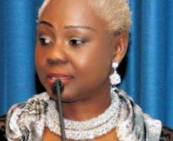 Mrs. Lanre Tunji-Ajayi, President/CEO, SCAGO