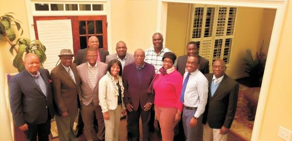 OOU Alumnin Association, North America Chapter Fetes, Atlanta, Georgia.
