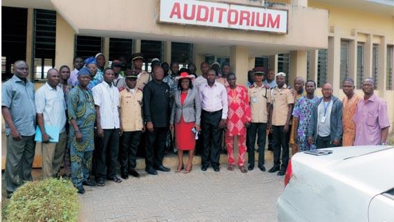FRSC Holds Interactive Session with Olabisi Onabanjo University Drivers