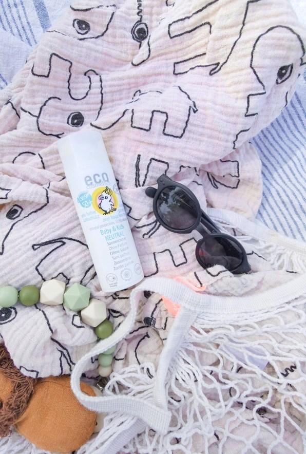 Sonnencreme für Babys und Kleinkinder