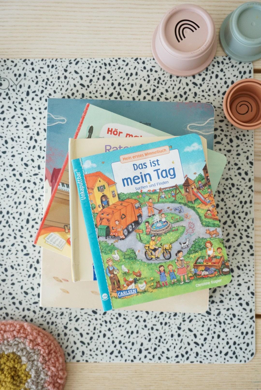 Kinderbücher ab 1 Jahr