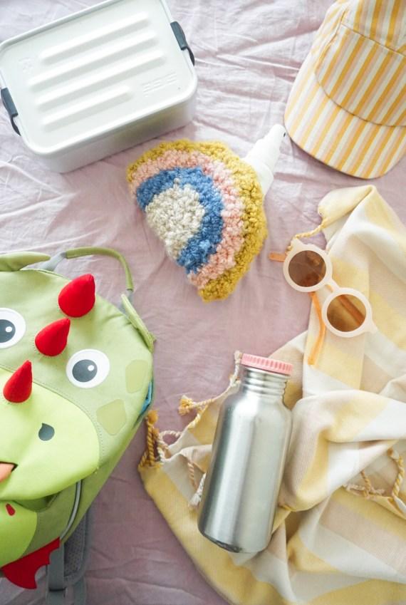 Packliste - Wandern mit Kindern