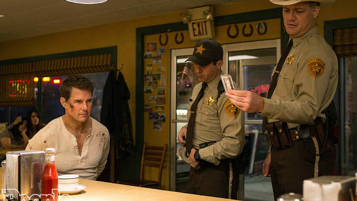 Jack Reacher: - I'm gonna find you, and I'm gonna kill you all