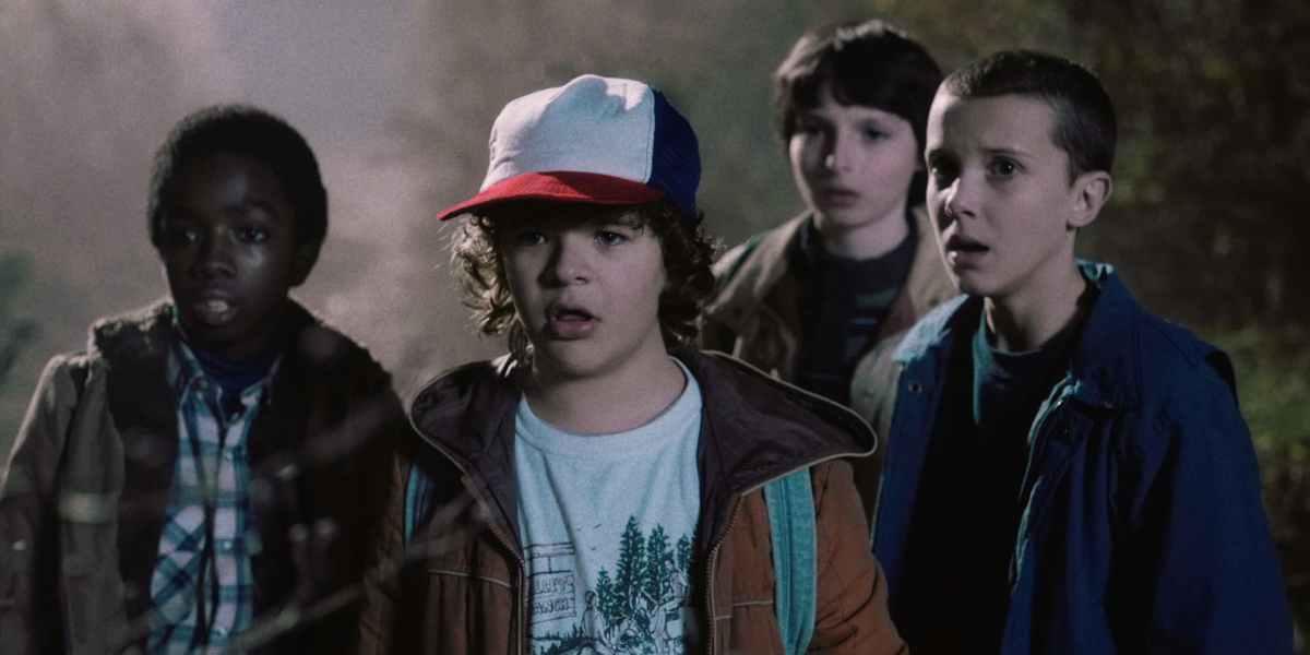 Topp 8 serier fra Netflix i 2016