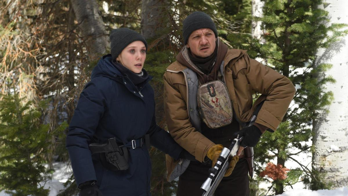 Wind River: iskald FBI-thriller