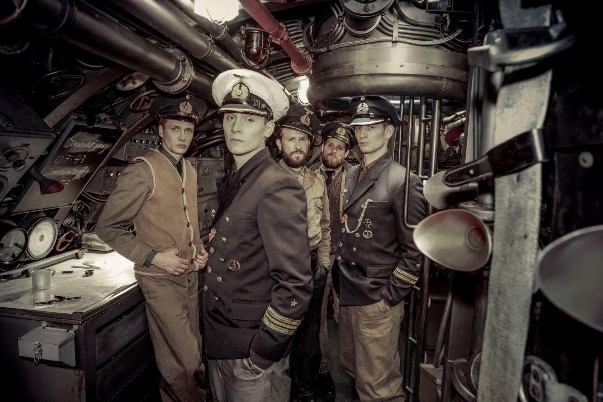 Das Boot som serie – NRK viser i Norge