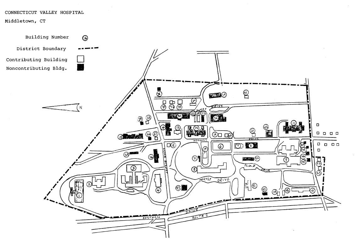 Mandaluyong Mental Hospital Map