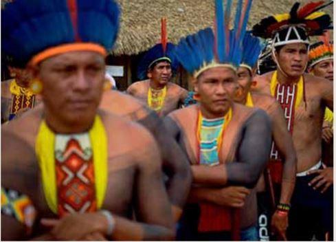 """Indígenas denunciam política de """"genocídio, etnocídio e ecocídio"""" do Governo brasileiro"""