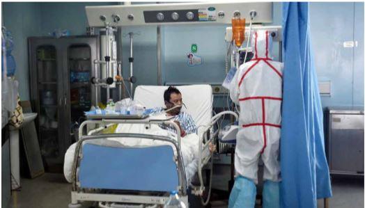Quadro clínico de paciente chinês é estável