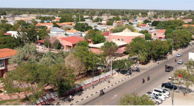 Governo aposta na recuperação da nova imagem da cidade de Ondjiva