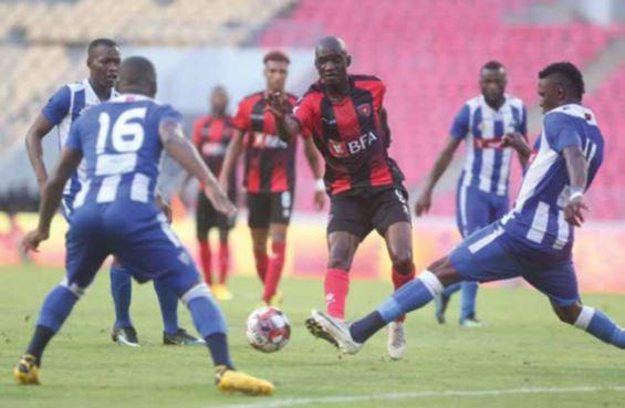 1º de Agosto em vantagem nas meias-finais da Taça de Angola