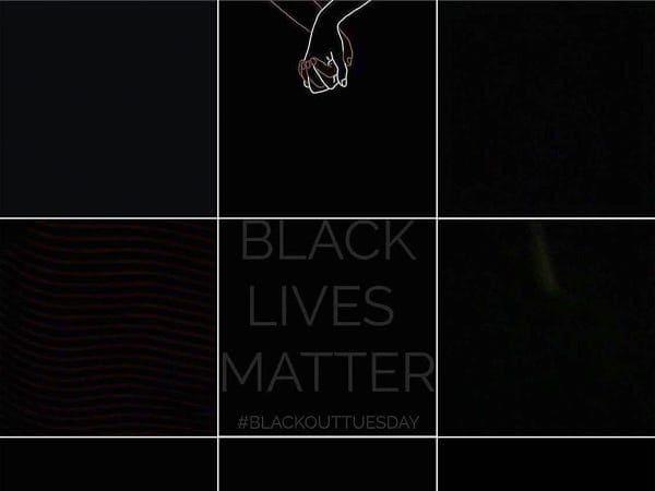 """Figuras angolanas aderem a """"Blackout Tuesday"""" e protestam contra o racismo"""