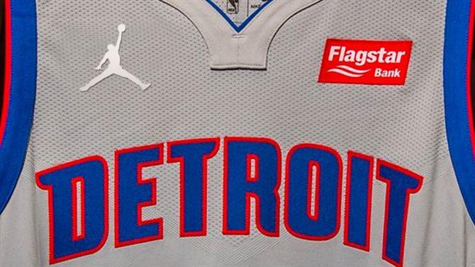 Depois de uma das rivalidades mais icónicas:Jordanvai estar na camisola dos Pistons