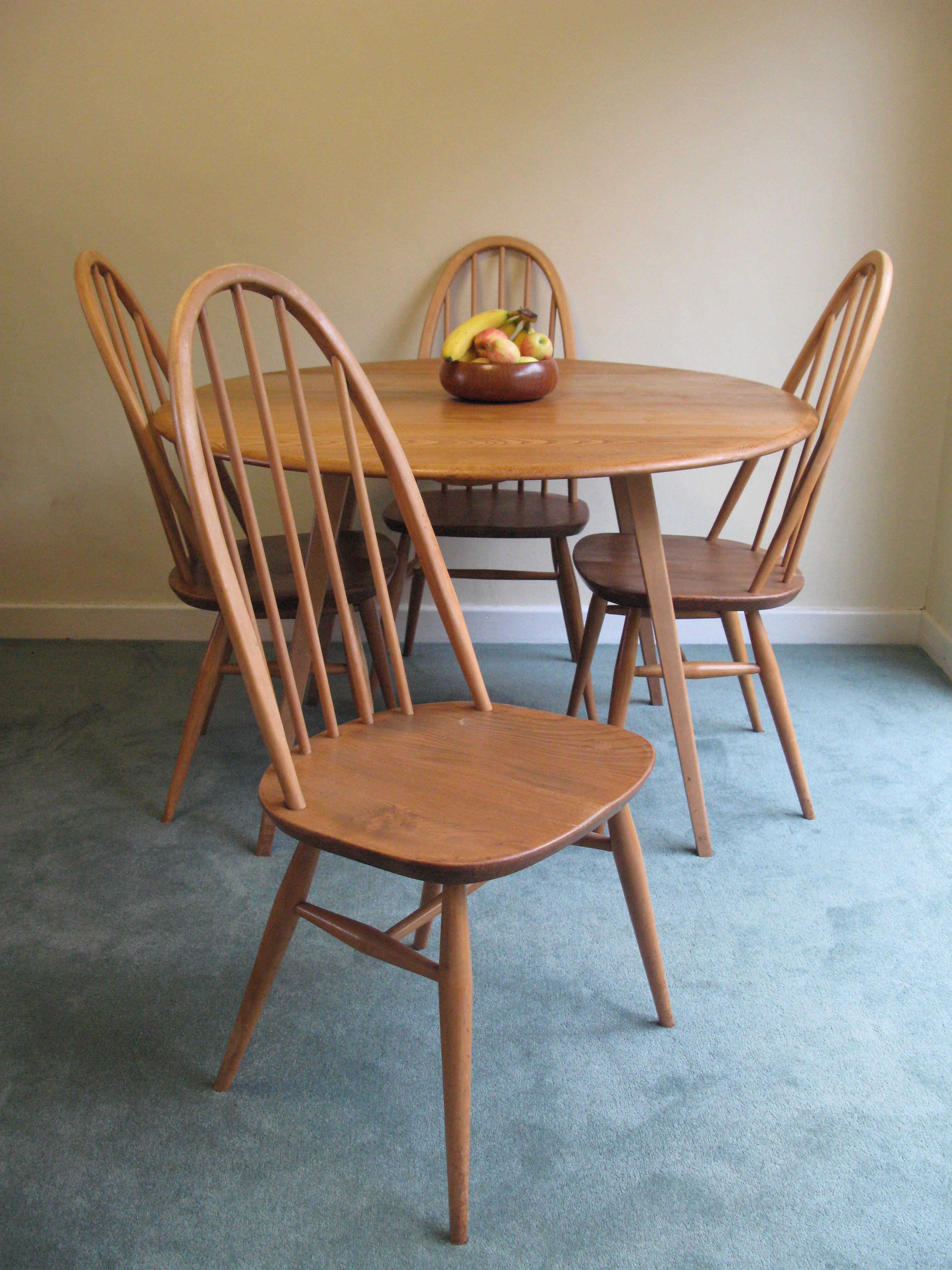 Woodworking Plans Ercol Dining Table PDF Plans