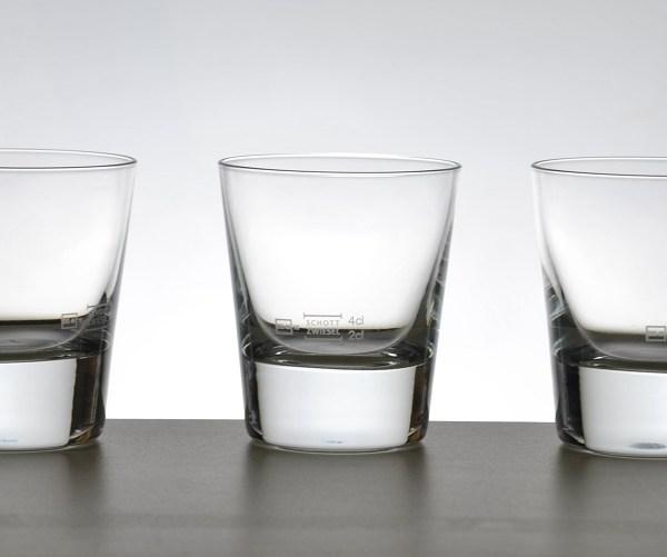 Ποτήρι καθιστό κρασιού Schott swiesel, τιμή εξάδας 25,00