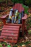 BirdFeeder Bench