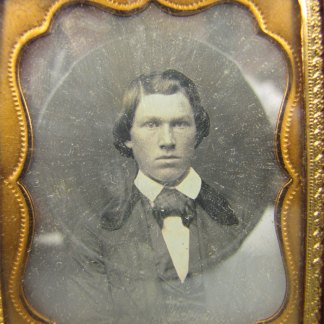 Portrait of a Man c.1850s