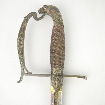 Eagle Head Sword