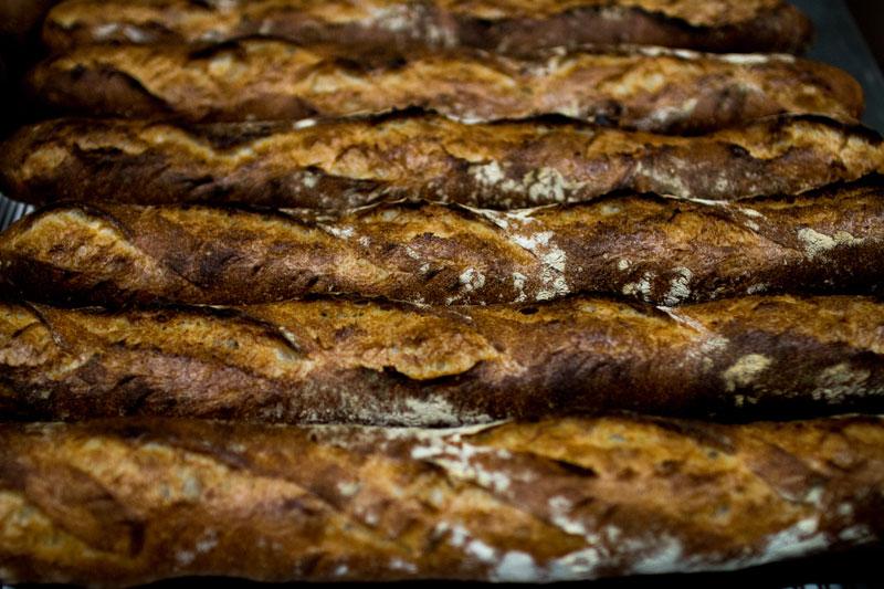 またまた、バゲット試作 | OPAN オパン|東京 笹塚のパン屋