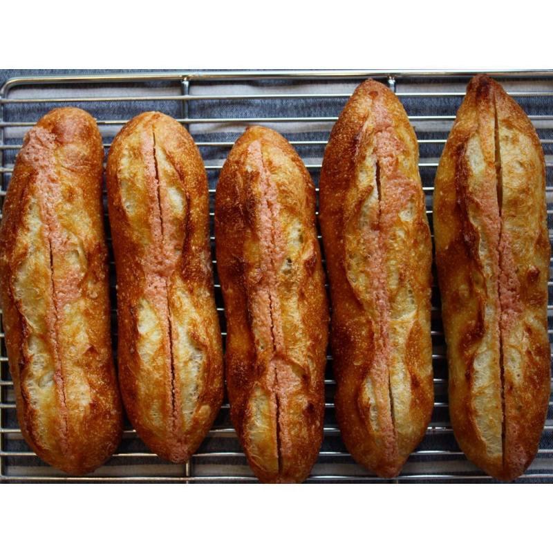 オパンの明太フランス | OPAN オパン|東京 笹塚のパン屋