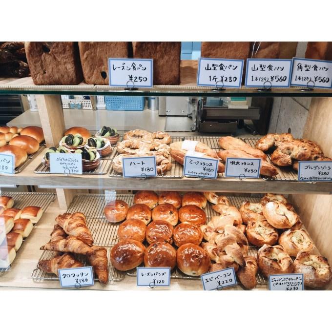 本日のパン棚(2016.09.07) | OPAN オパン|東京 笹塚のパン屋