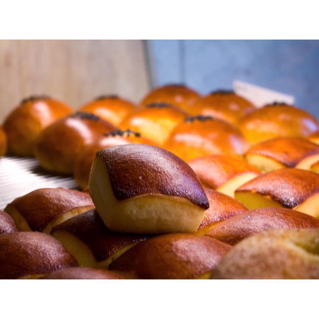 オパンのミルクパン パヴェ(2016.10.03)   OPAN オパン 東京 笹塚のパン屋